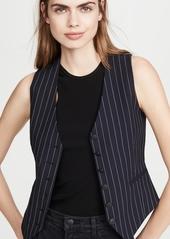 Rag & Bone Vanessa Pinstripe Vest