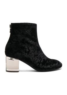 Rag & Bone Velvet Drea Boots