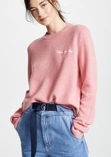 Rag & Bone Vicky Crew Cashmere Sweater