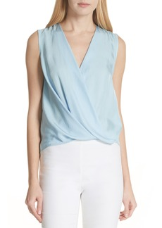 rag & bone Victor Surplice Neck Tank Top