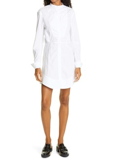 rag & bone Victorine Long Sleeve Shirtdress