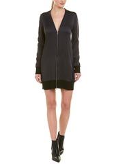 Rag & Bone Vivienne Wool-Blend Shift Dress