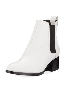 Rag & Bone Walker Block-Heel Chelsea Boot