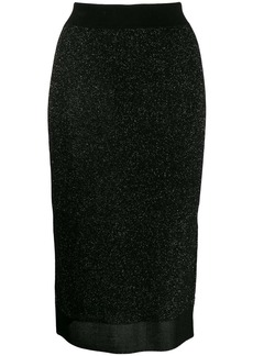 rag & bone high waisted pencil skirt