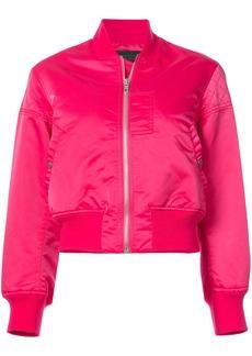 Rag & Bone Wesley bomber jacket - Pink & Purple