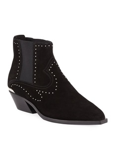 Rag & Bone Westin Studded Ankle Booties