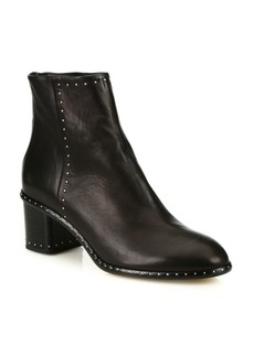 Rag & Bone Willow Studded Leather Booties