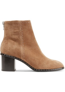 rag & bone Willow studded suede ankle boots