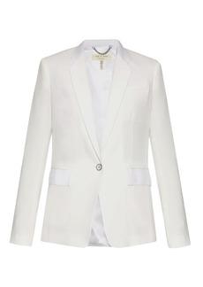Rag & Bone Windsor single-breasted cady blazer