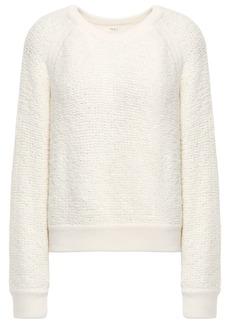Rag & Bone Woman Brooke Bouclé-knit Sweater Ivory