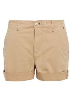 Rag & Bone Woman Buckley Cotton-blend Twill Shorts Sand