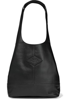 Rag & Bone Woman Camden Leather Tote Black