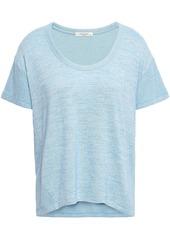 Rag & Bone Woman Carla Knitted T-shirt Off-white