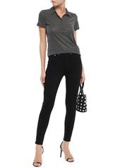 Rag & Bone Woman High-rise Skinny Jeans Black