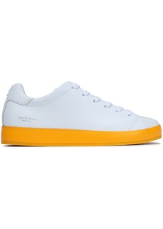 Rag & Bone Woman Leather Sneakers White