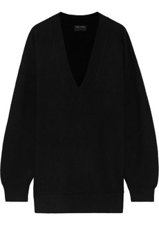 Rag & Bone Woman Logan Cashmere Sweater Black