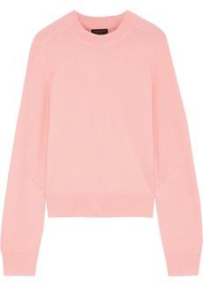 Rag & Bone Woman Logan Ribbed Cashmere Sweater Blush