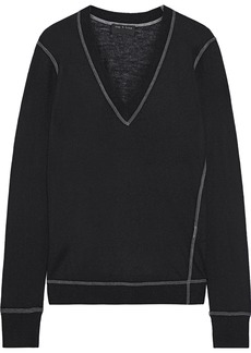 Rag & Bone Woman Marina Cashmere Sweater Black