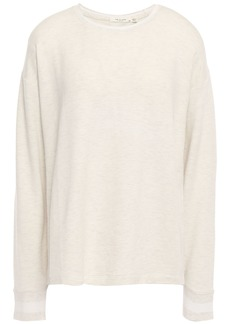 Rag & Bone Woman Reily Modal-blend Top Off-white