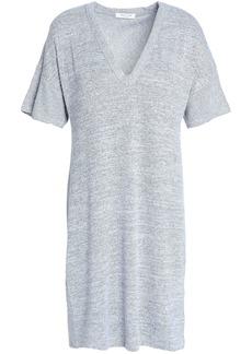 Rag & Bone Woman Stretch-jersey Mini Dress Light Gray