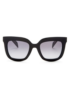 rag & bone Women's 1002 Oversized Square Sunglasses, 52mm