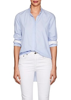 Rag & Bone Women's Allie Cotton Poplin Blouse