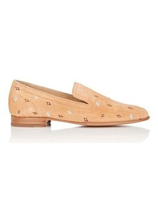 Rag & Bone Women's Amber Suede Loafers