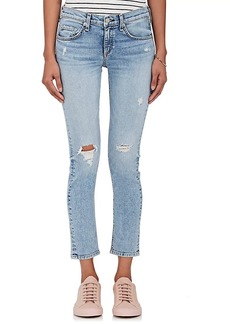 Rag & Bone Women's Ankle Skinny Distressed Jeans