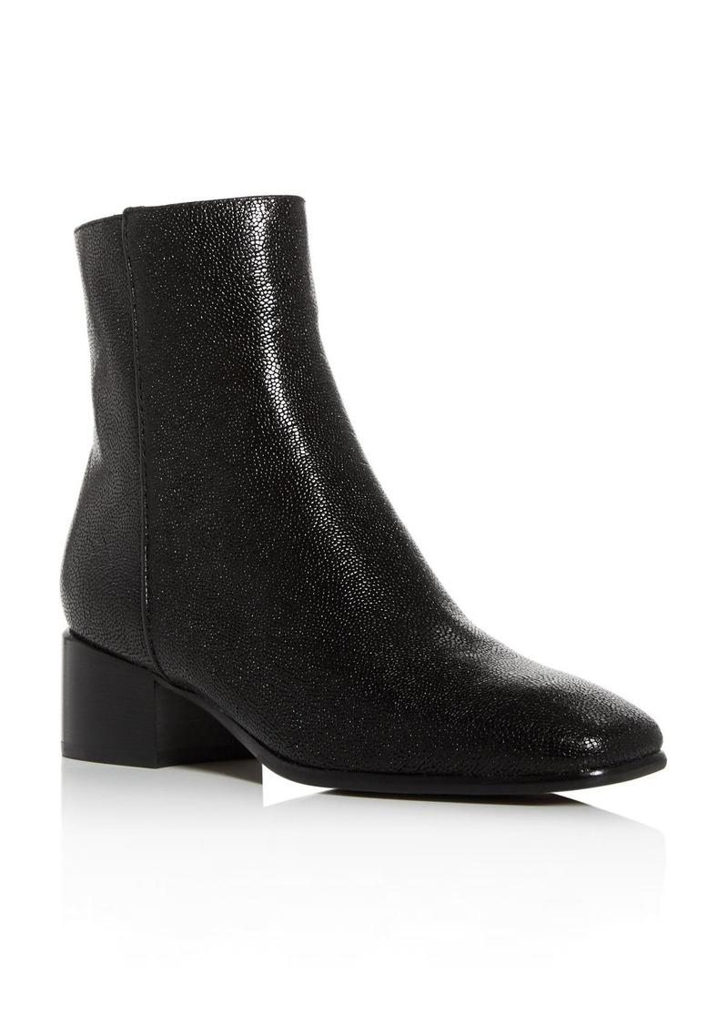 rag & bone Women's Aslen Square Toe Booties