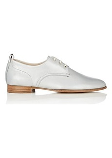 Rag & Bone Women's Audrey Metallic Leather Oxfords