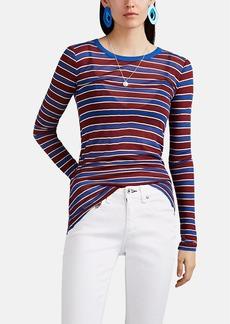Rag & Bone Women's Avery Striped Long-Sleeve T