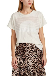 Rag & Bone Women's Bahamas Cotton-Blend T-Shirt