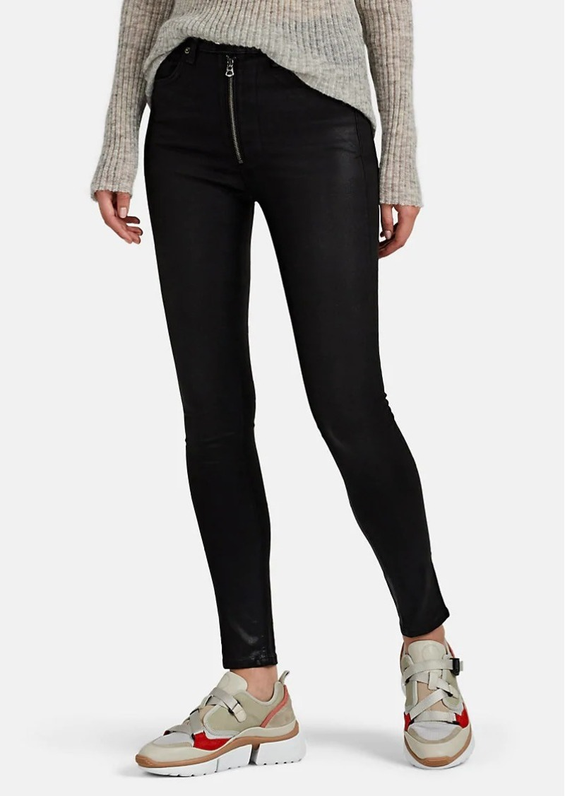 Rag & Bone Women's Baxter Coated Jeans