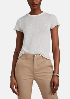Rag & Bone Women's Bre Flocked T-Shirt