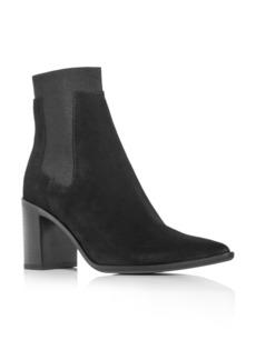 rag & bone Women's Brynn Pointed Toe High Block Heel Booties