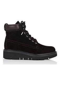 Rag & Bone Women's Camden Suede Platform-Wedge Boots