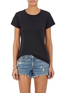 Rag & Bone Women's Cotton Crewneck T-Shirt