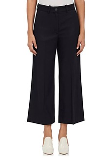 Rag & Bone Women's Crane Wool-Blend Melton Wide-Leg Pants