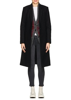 Rag & Bone Women's Diane Wool-Blend Overcoat