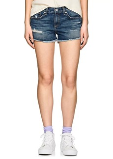 Rag & Bone Women's Distressed Denim Cutoff Shorts