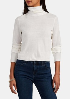 Rag & Bone Women's Doyle Merino Wool Mock-Turtleneck Sweater
