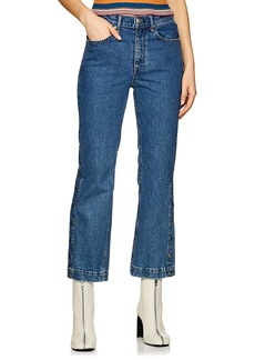 Rag & Bone Women's Dylan Wide-Leg Jeans