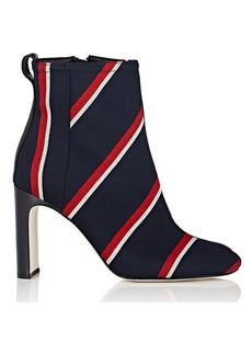 Rag & Bone Women's Ellis Striped Twill Ankle Boots