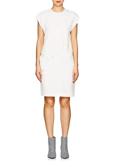Rag & Bone Women's Etta Crepe Drawstring Dress