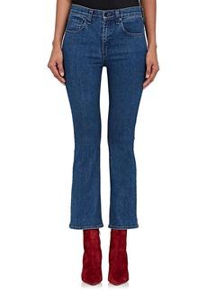 Rag & Bone Women's Hana Crop Flare Jeans