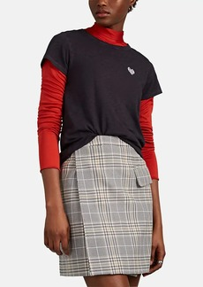 Rag & Bone Women's Heart Slub Cotton T-Shirt