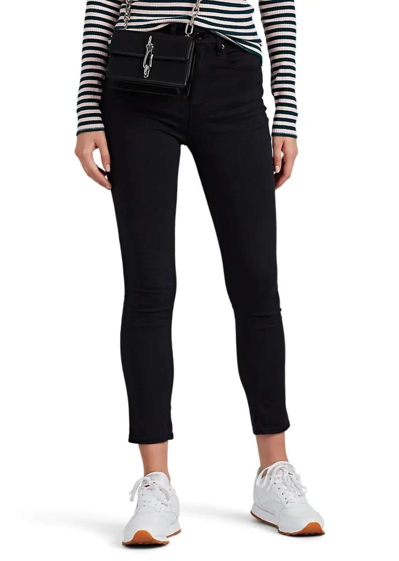 Rag & Bone Women's High-Rise Ankle Skinny Jeans