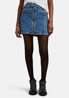 Rag & Bone Women's Isabel Denim Miniskirt