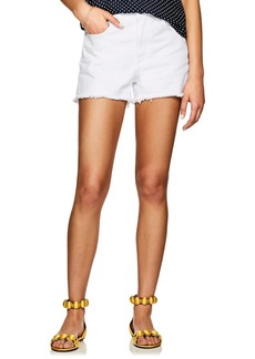 Rag & Bone Women's Justine Denim Cutoff Shorts