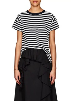 Rag & Bone Women's Kat Split-Back Modal-Cotton T-Shirt